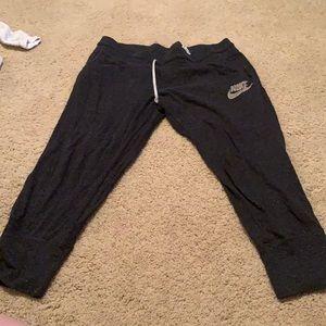 Nike large sweatpants